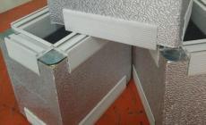 酚醛复合铝箔风管与传统的铁皮风管对比8大优势