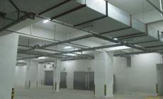 排烟风管采用工业一体化硅酸钙复合板