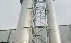不锈钢单层烟囱