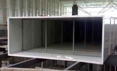 双面彩钢酚醛复合风管产品说明