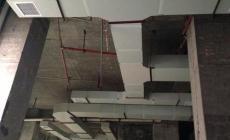 彩钢酚醛保温板复合风管概述