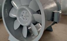 解析高温排烟混流风机的 特点