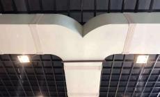 双面彩钢酚醛保温风管板   产品介绍