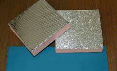 铝箔酚醛风管 复合风管 产品特点 产品应用