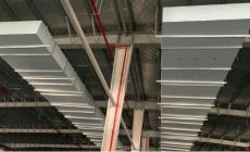 酰亚胺微晶硅防排烟风管,彩钢防排烟风管有几层