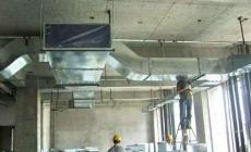消防排烟风管与人防通风管道工程质量的控制要点