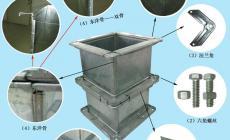 彩钢酚醛板消声复合风管与传统镀锌铁皮风管的比较表