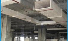 玻璃钢风管是一种轻质、高强、耐腐蚀的非金属管道