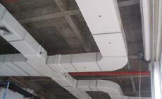 浅论酚醛泡沫材料在中央空调风管中的应用 酚醛风管的特点