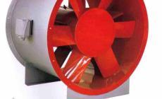 轴流风机的 试车方法有哪些?