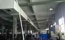 新型防排烟风管—镁质高晶风管