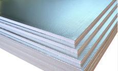 酚醛复合风管中间层为酚醛泡沫,内层为压花铝箔,外层为单面彩钢复合而成